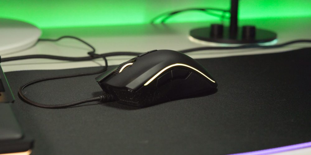 Mamba Elite mouse