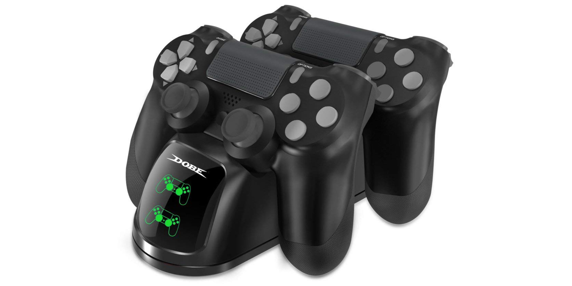 Declutter your gaming area w/ a PlayStation 4 Controller Charging Dock: $9 (Save 35%)