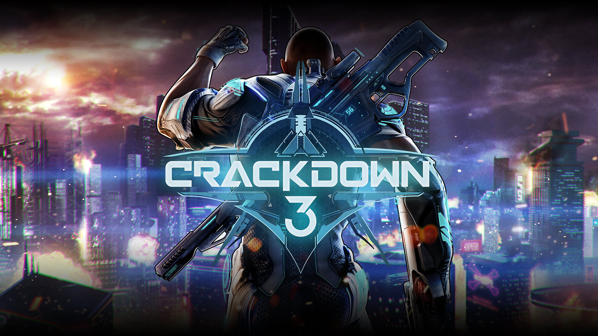 Download Crackdown 2 for free on Xbox One today