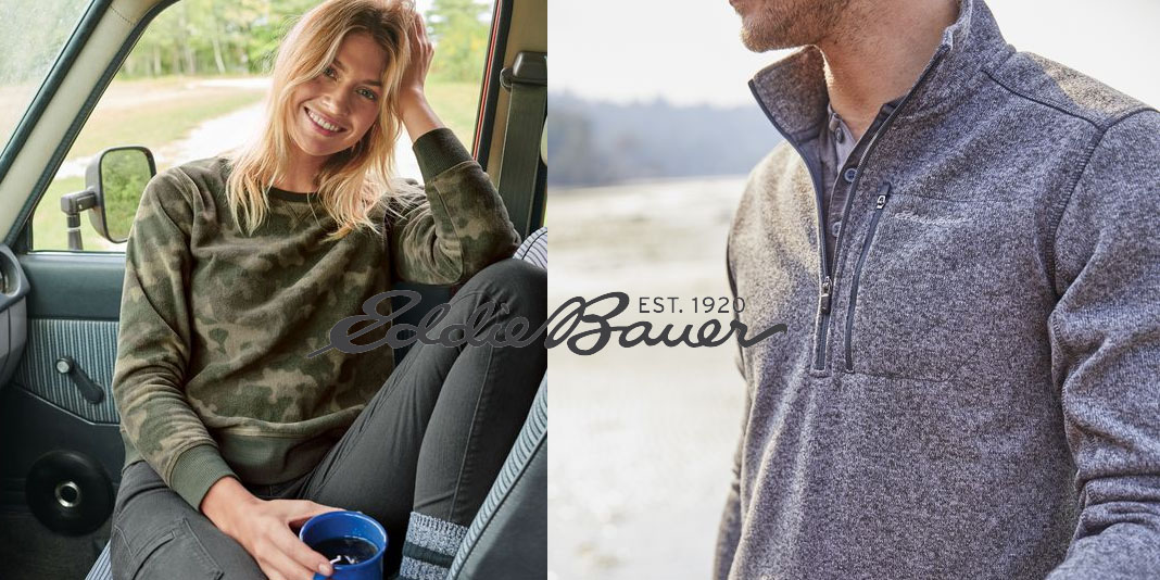 Eddie Bauer's New Season for Adventures Sale offers up to 50% off vests, more