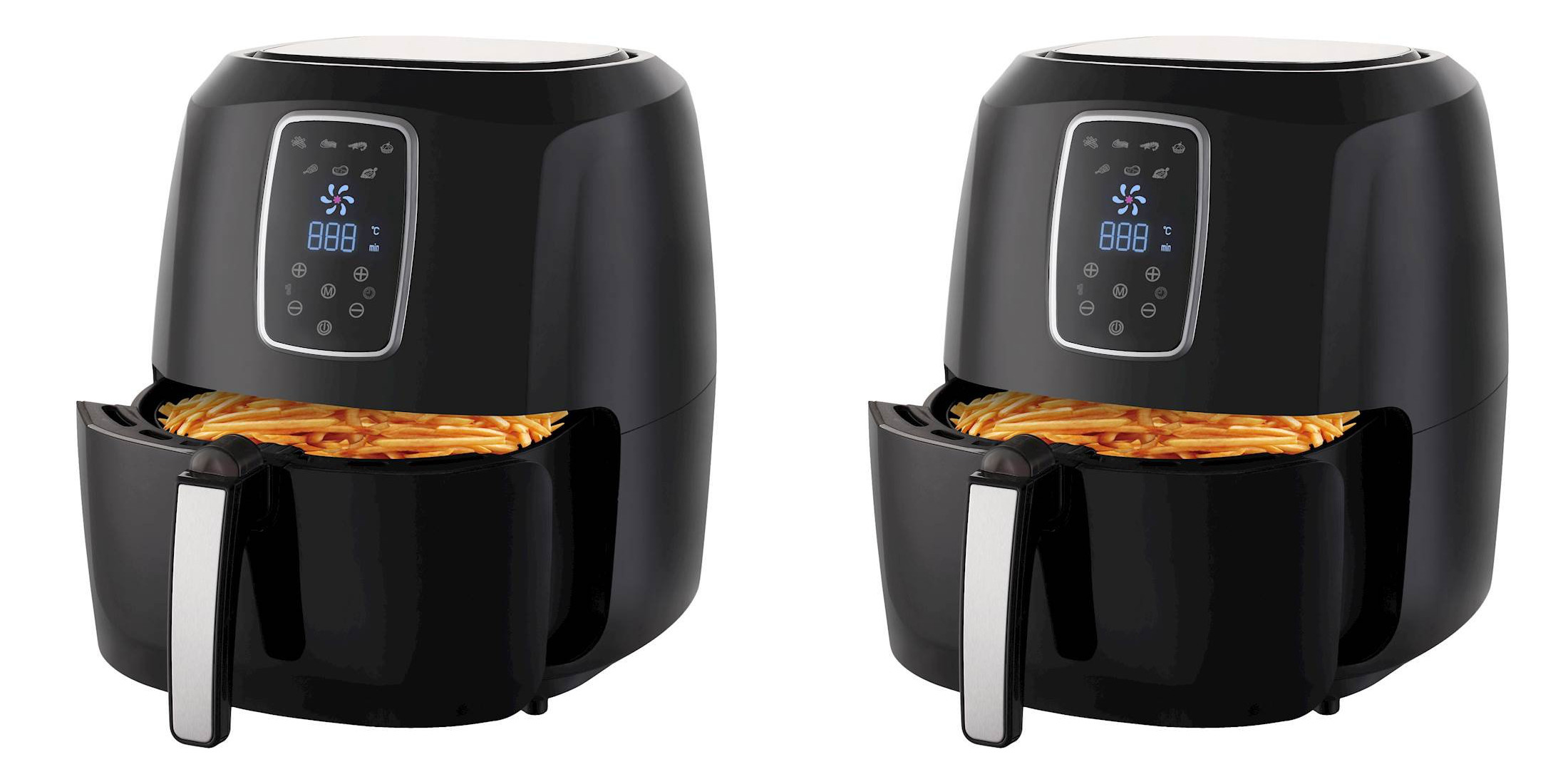 Here's 5.2 liters of highly-rated Air Fryer at just $55 shipped for today only (Reg. $73+)