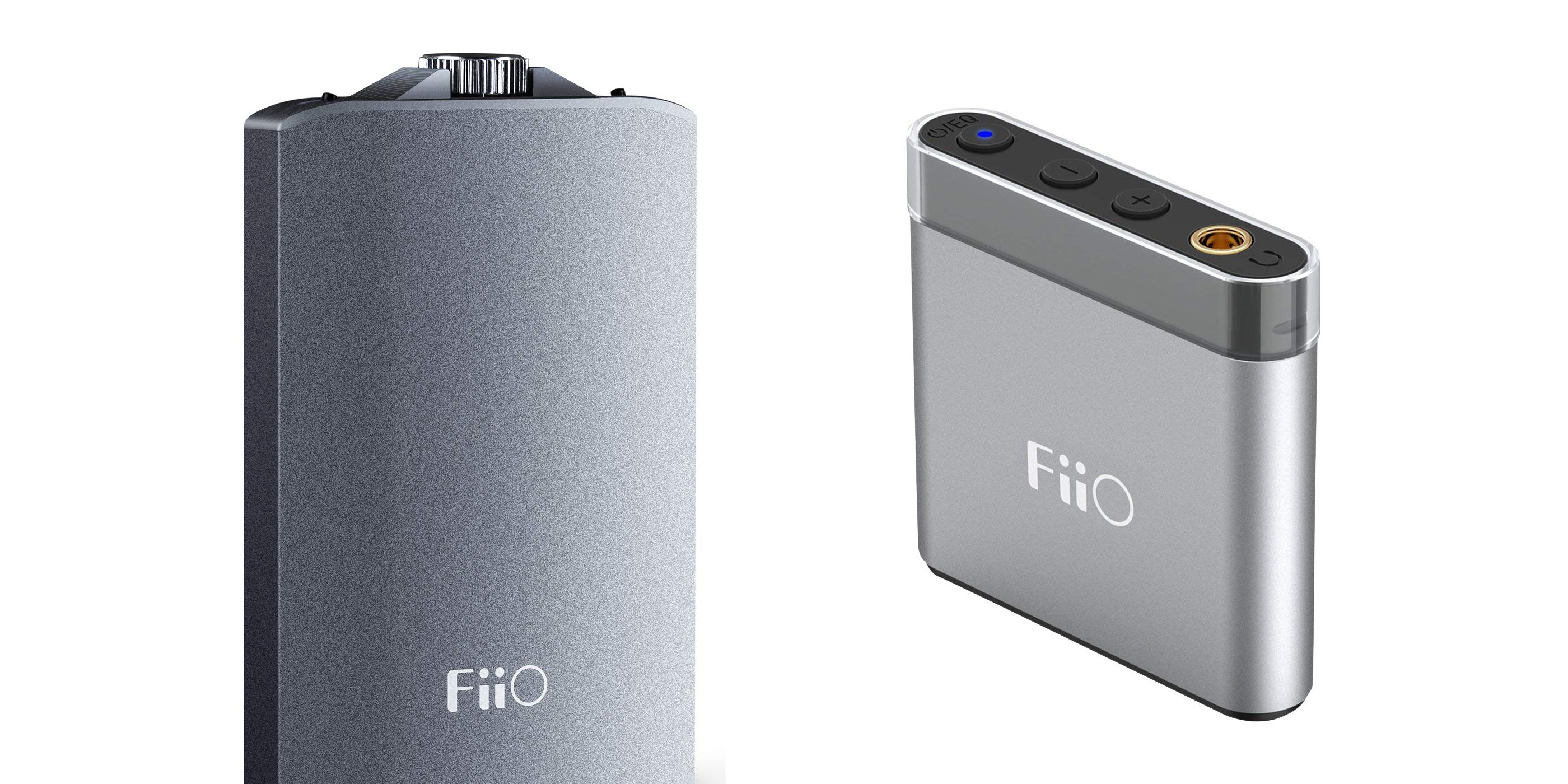 Take your mobile audio up a notch w/ a FiiO Headphone Amp from $18 (Reg. $28) + more
