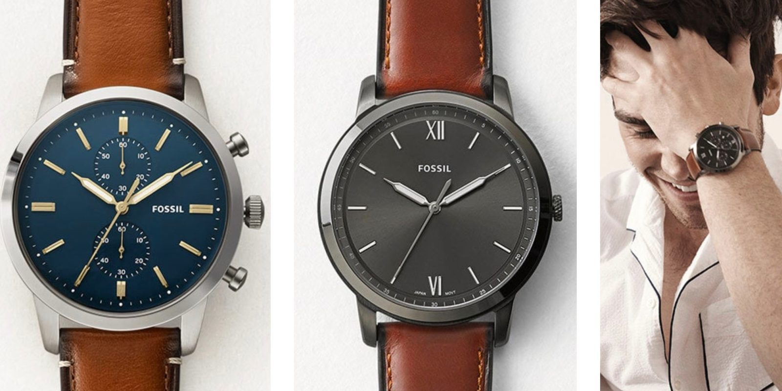 Fossil's Semi-Annual Sale cuts up to 50% off smartwatches, briefcases & more