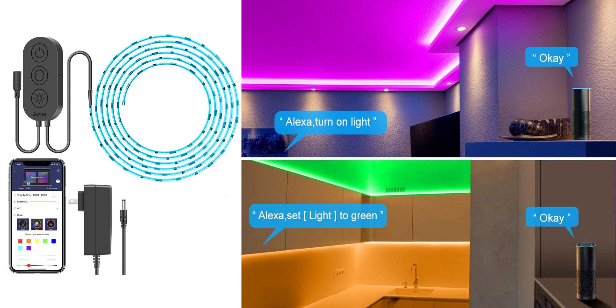 Enjoy Alexa Amp Assistant Control W This Smart Rgb Led