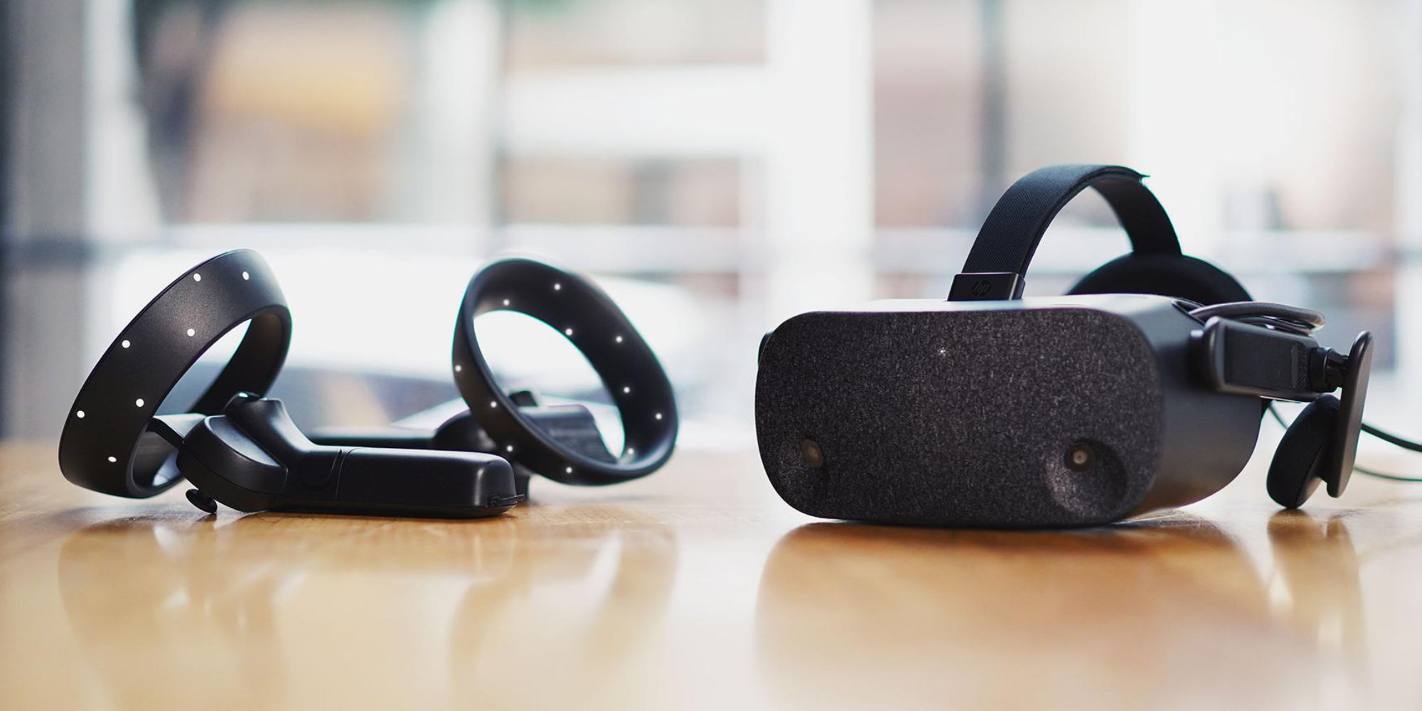 HP unveils the all-new Reverb VR Headset w/ incredible clarity, wide field of view, more