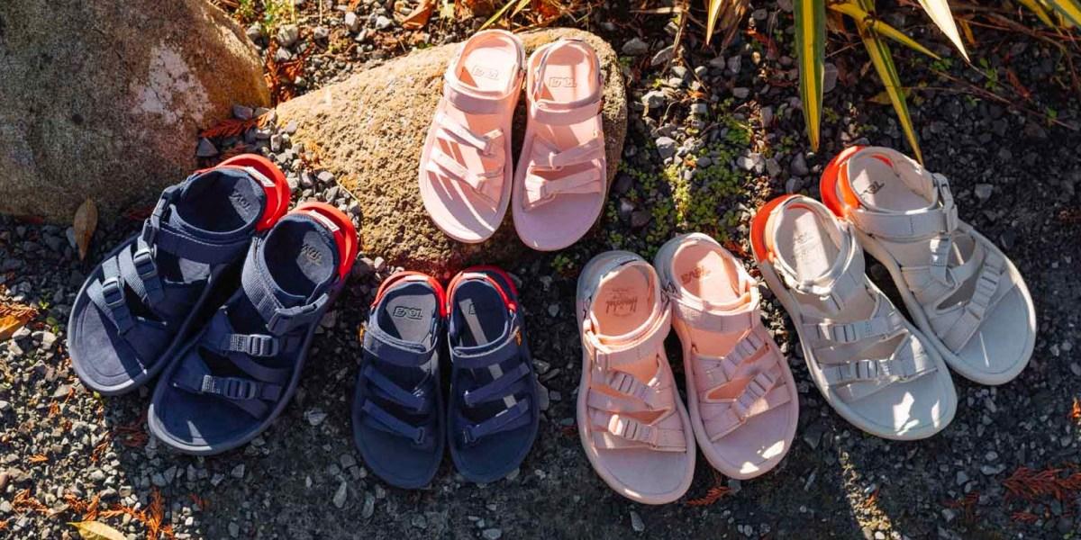 Teva and Herschel combine for new sandals