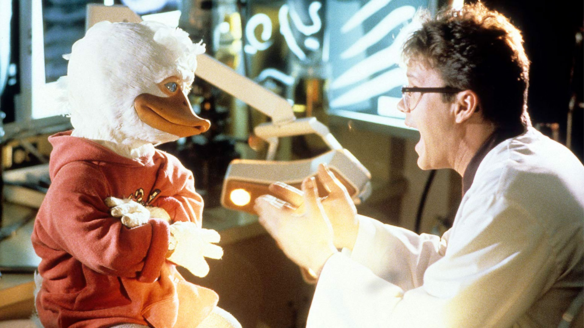 Blu-rays from $5: Howard the Duck, Devil Wears Prada, Lucy, Baby Mama, more