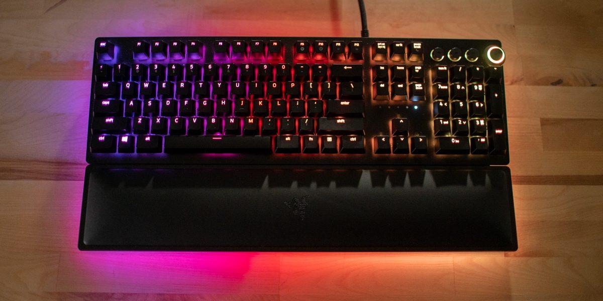 41e9bb0fcfb Building the Ultimate RGB Chroma Cave: Pt. 2 – Huntsman Elite Keyboard  [Video]