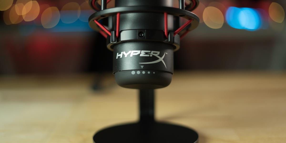 HyperX Gain Control Dial