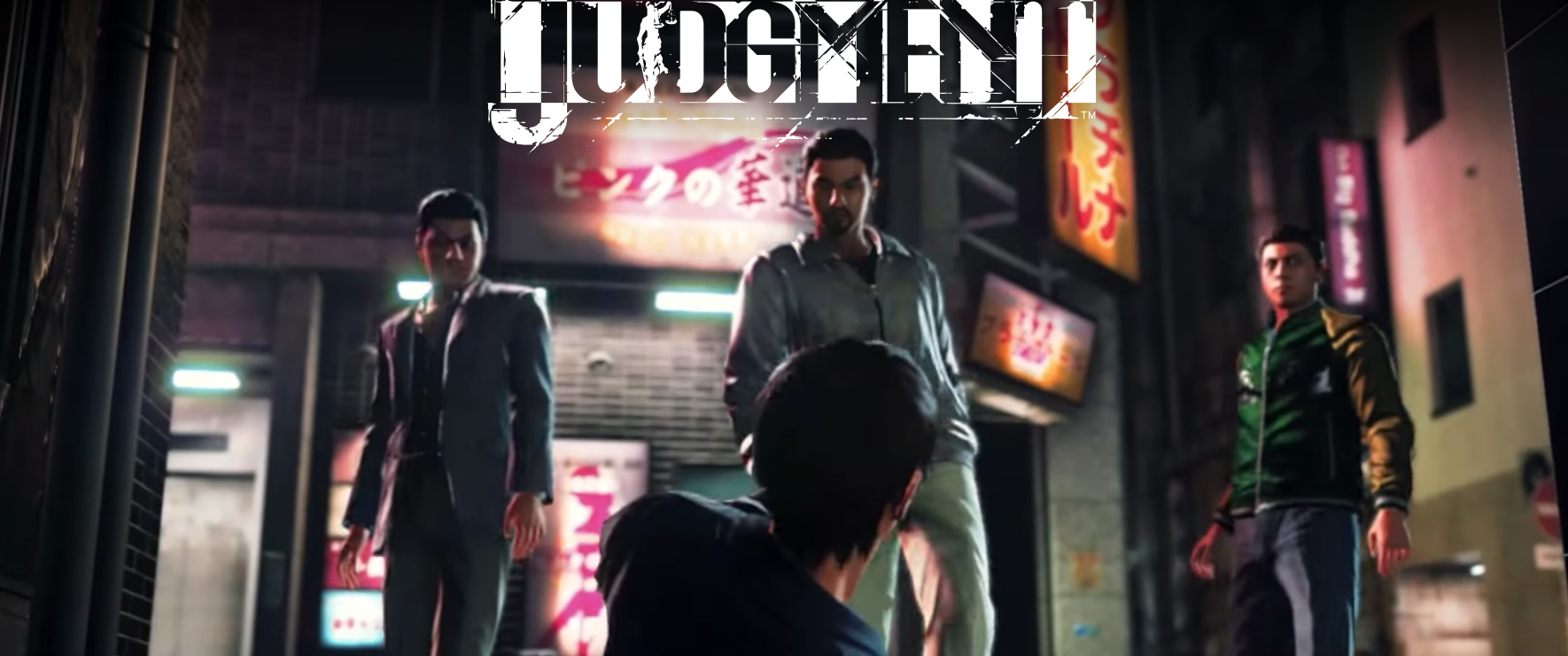 Judgment game comes to the west