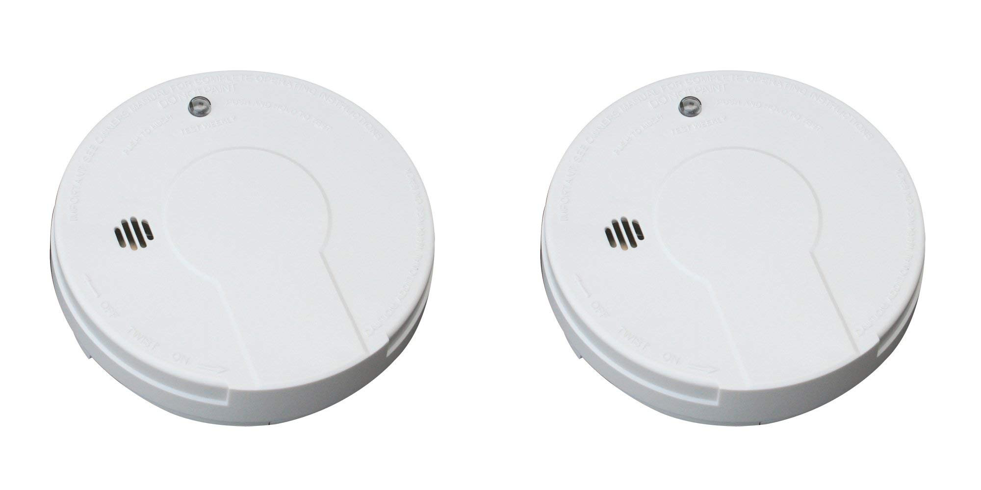 Give yourself additional layers of protection w/ Kidde's Smoke Alarms at $6.50 each (over 35% off)