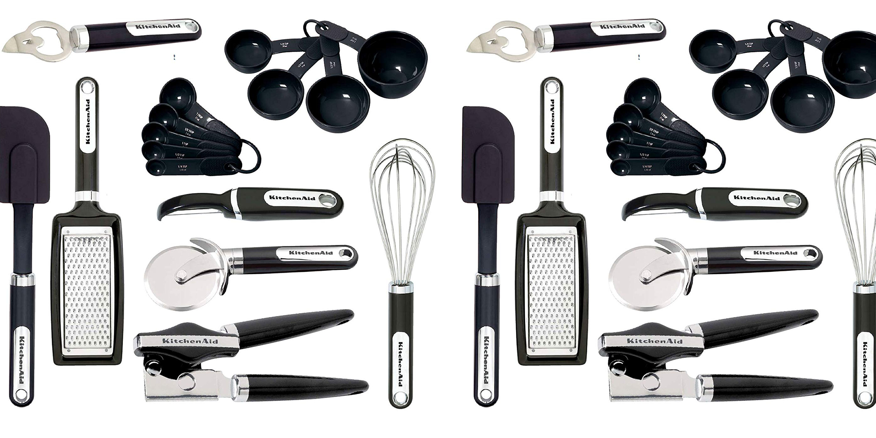 Refresh your kitchen utensils with KitchenAid's 16-Piece Set for $28 shipped (Reg. $35)