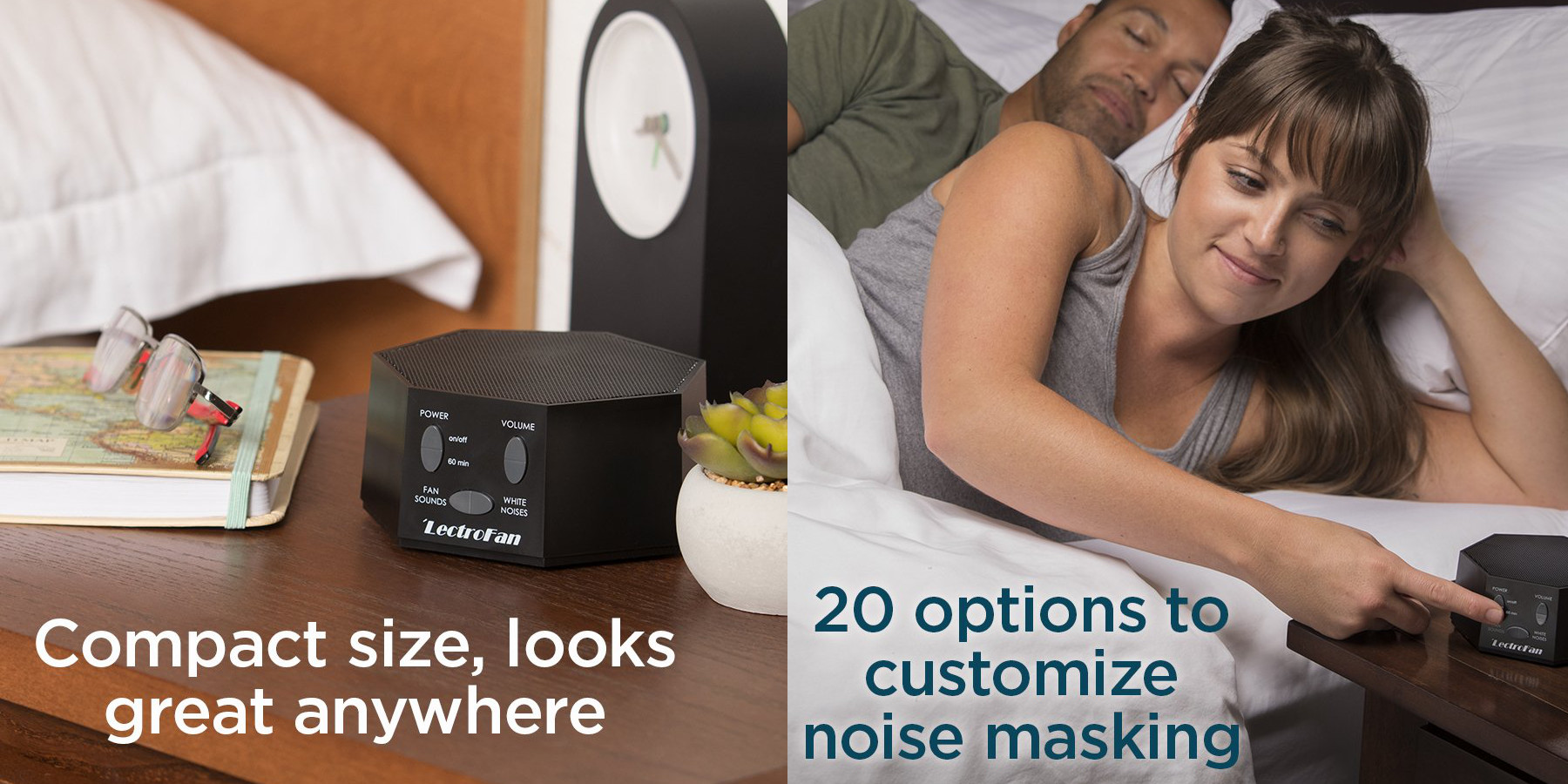 Amazon offers up to 35% off sleep products from $3.50: noise machines, melatonin, much more