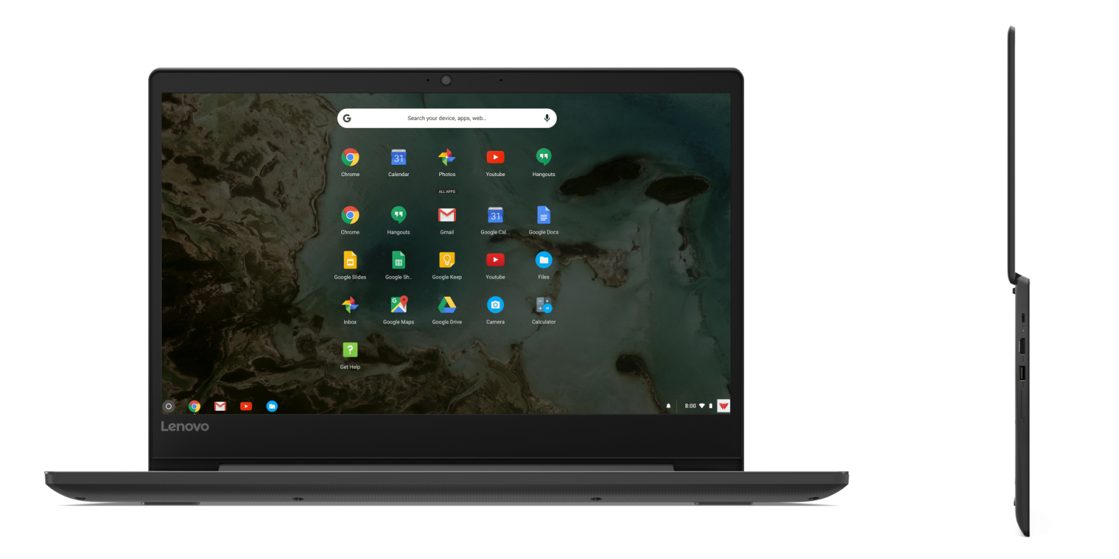 At $180, Lenovo's 14-inch USB-C Chromebook has hit a 2019 low (Reg. $250)