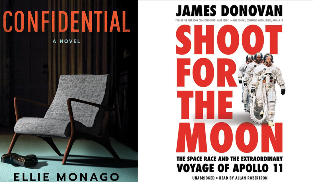 New Books in March