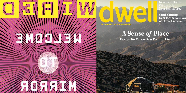 Magazine bundles w/ titles from $3 50/yr: Wired, GQ, ESPN, Dwell