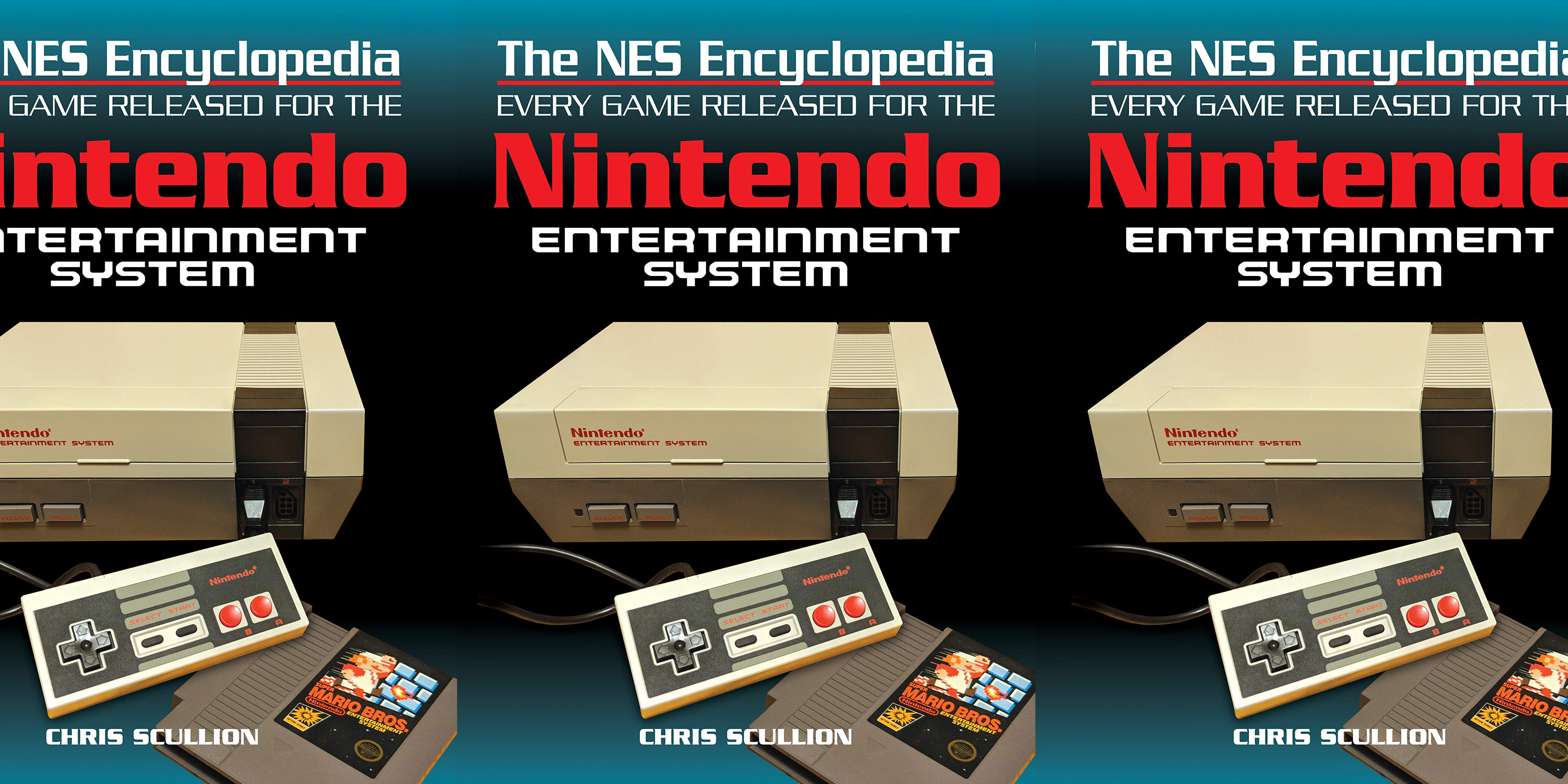 This hardcover encyclopedia covers every NES game and is now $27 (Pre-order, Reg. $40)