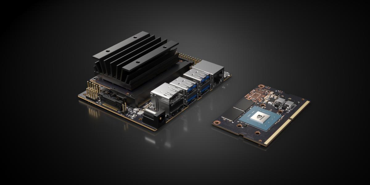 NVIDIA Jetson Nano and Compute Module