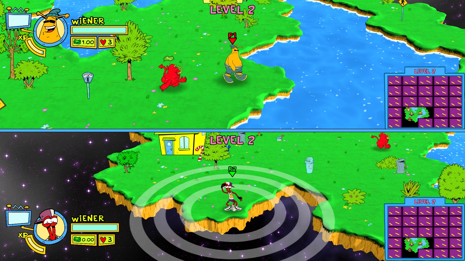 New ToeJam & Earl game features multiplayer