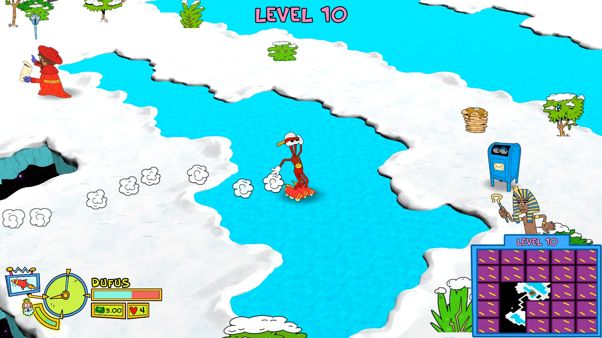 New ToeJam & Earl game out now!