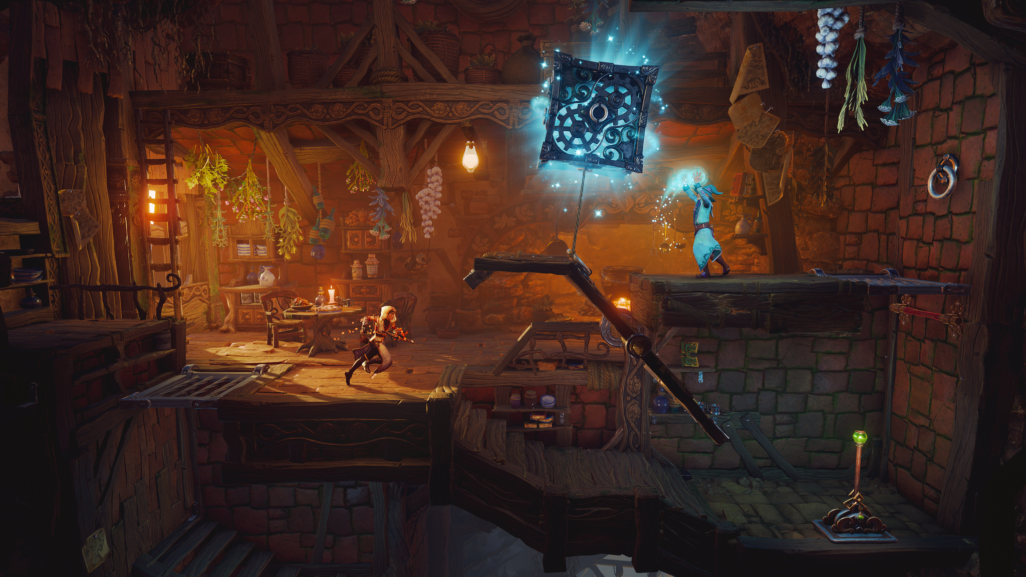 New Trine game screenshots