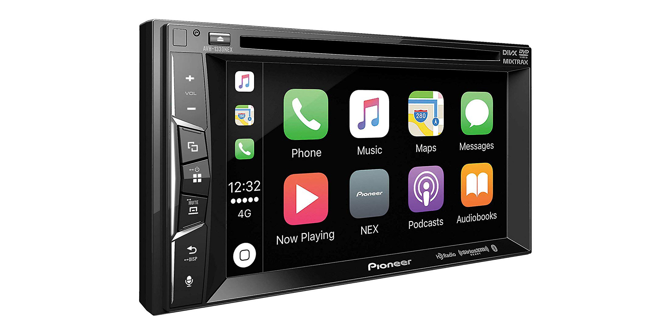 Add Apple CarPlay to your vehicle w/ Pioneer's 6.2″ Touch Screen Receiver: $250 (Reg. up to $400)