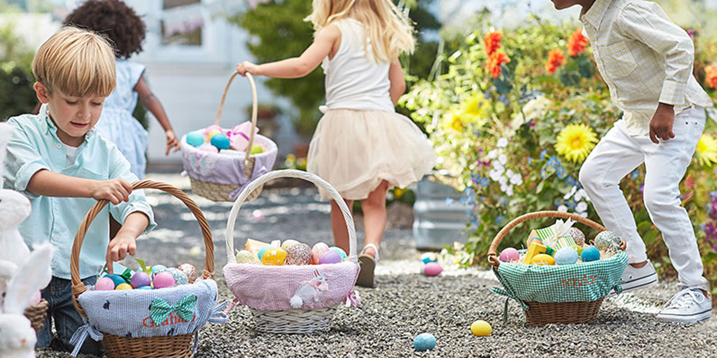Pottery Barn Kids Easter Baskets Decorations 9to5toys