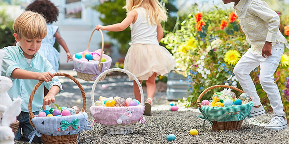 Easter Pottery Barn