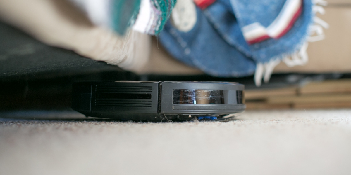 Eufy RoboVac 30C Under Couch