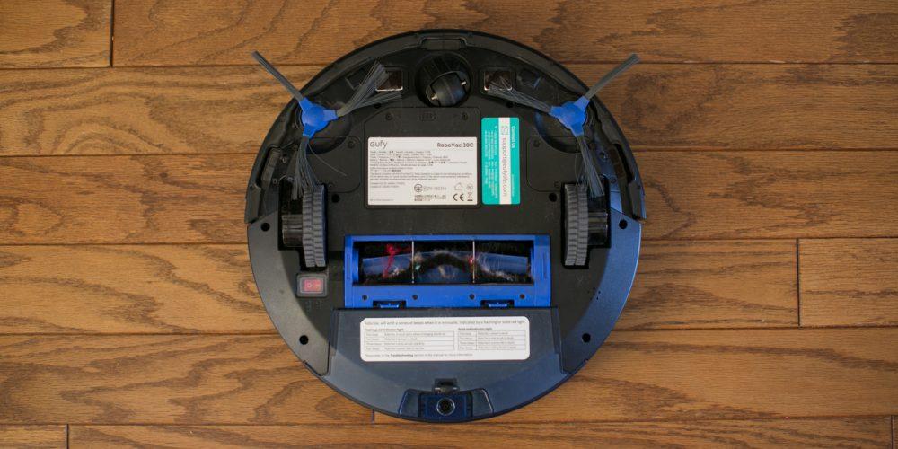 Eufy RoboVac 30C Underside