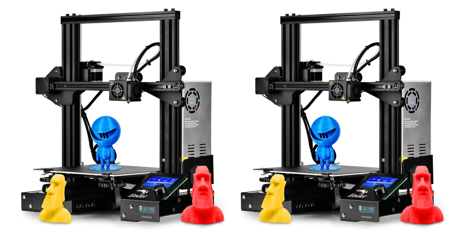 The Creality Ender-3 3D Printer is back at a low of $180 (Today only