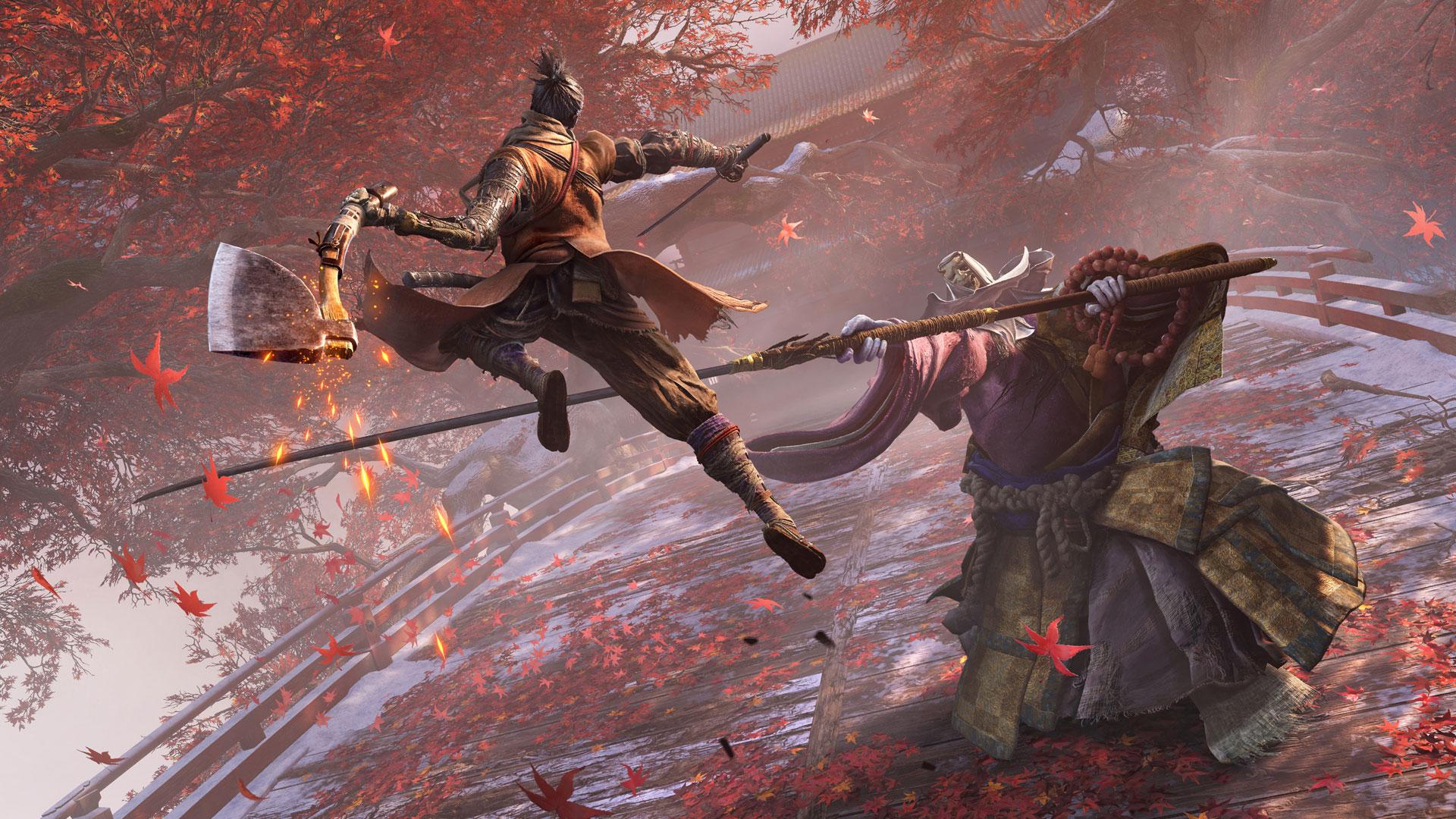 Today's Best Game Deals: Sekiro: Shadows Die Twice $45, Mortal Kombat 11 $50, more