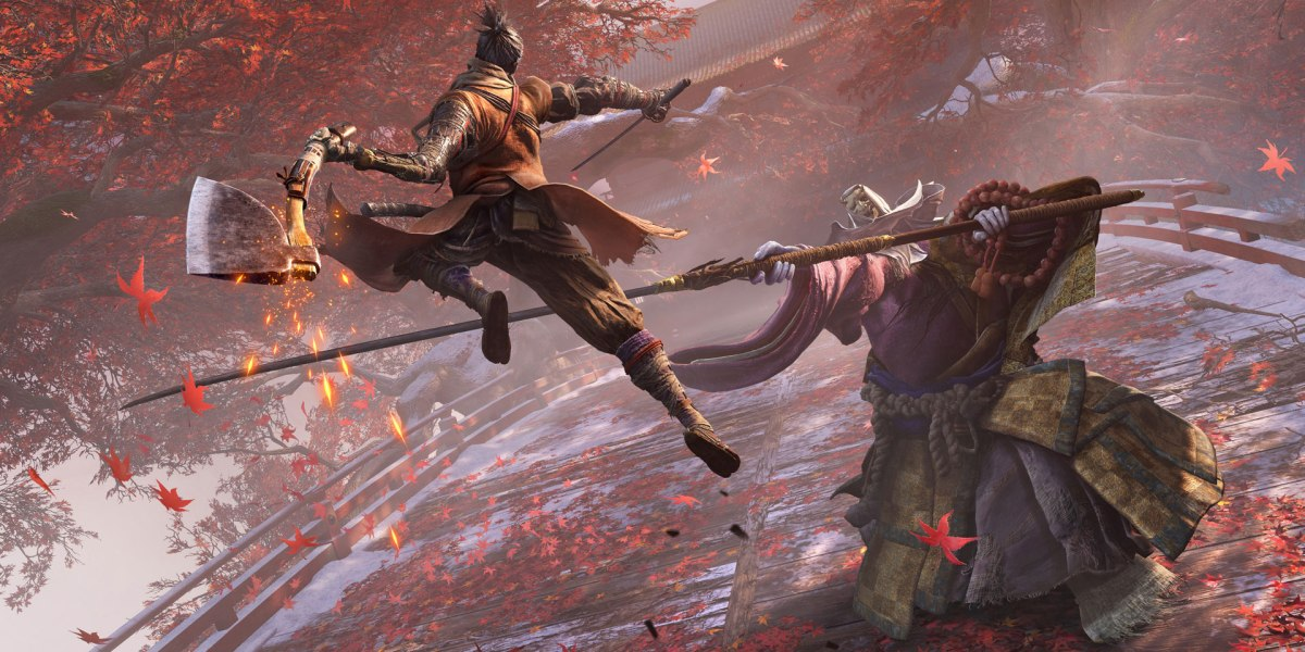Sekiro Shadows Die Twice coming soon