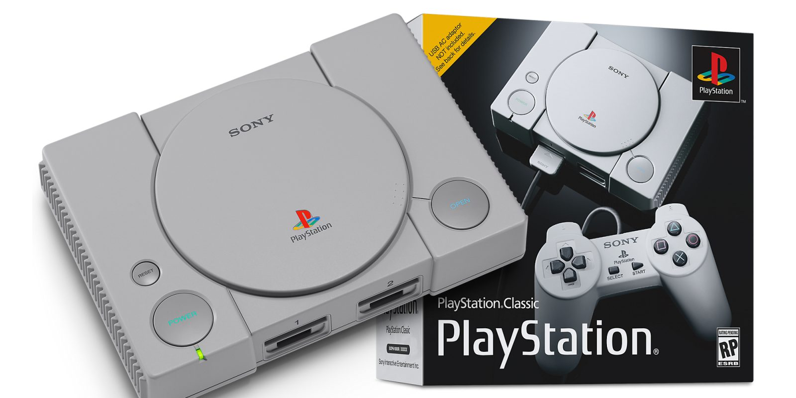 Add the Sony PlayStation Classic to your collection at its all-time low of $30 shipped
