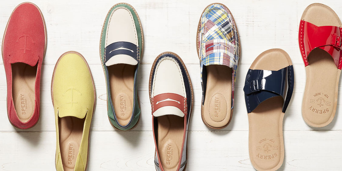 Sperry's Stock up for Spring Sale takes 25% off its favorite warm-weather styles from $44 shipped