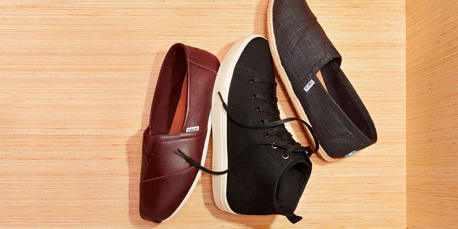 TOMS shoes & accessories from just $30 during Nordstrom Rack's Flash Sale