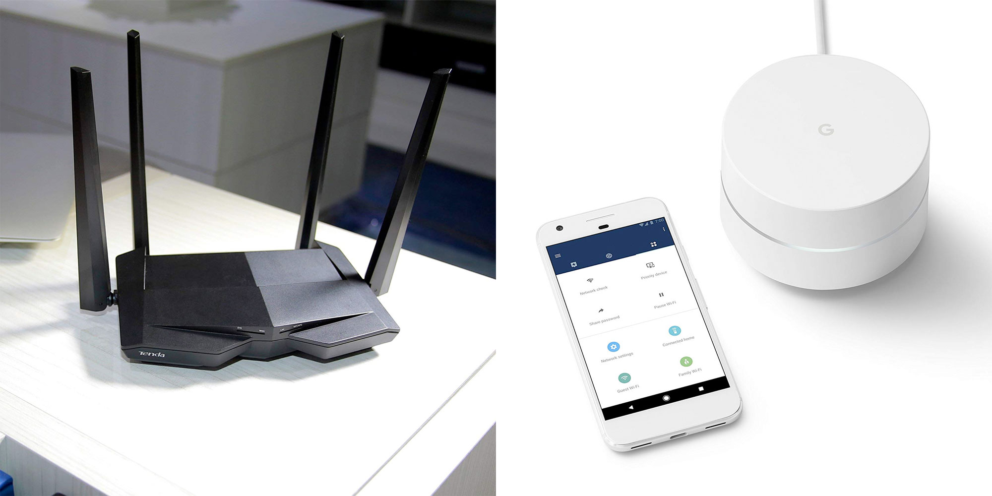 Is your Wi-Fi game lacking? These routers provide better wireless Internet to your home from $37