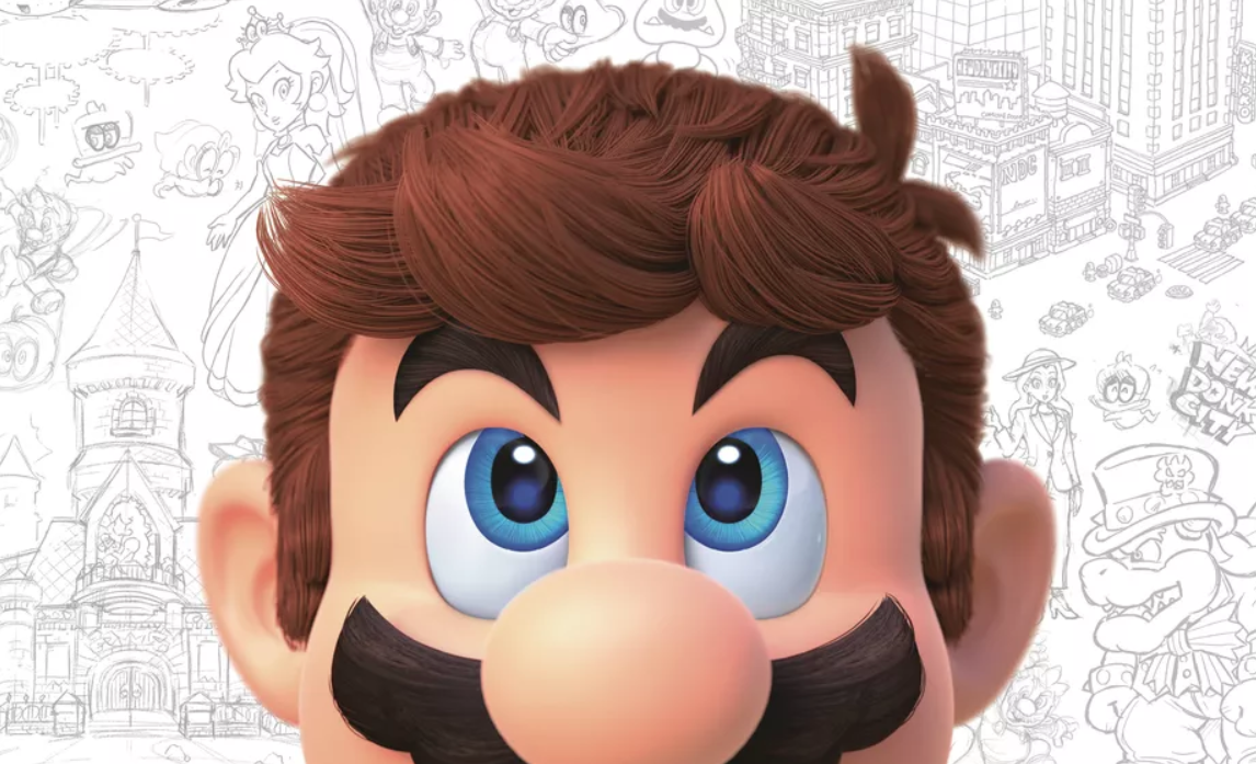 The Art of Super Mario Odyssey coming soon