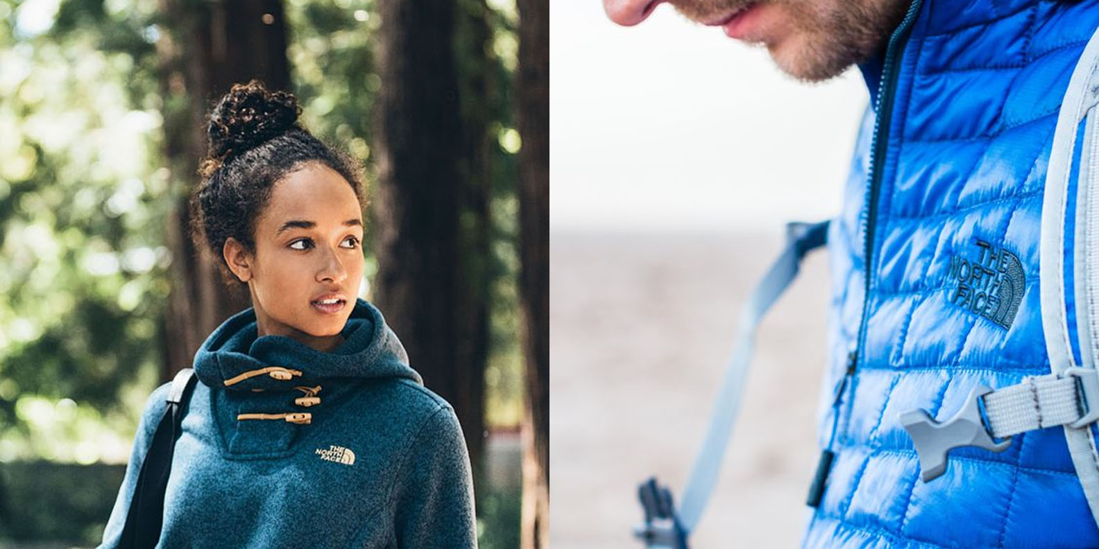 The North Face jackets, vests, pullovers & more from $42, for three days only