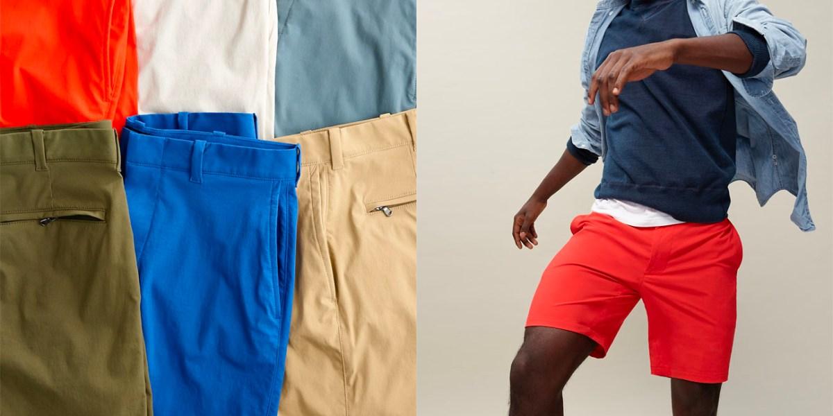 Spring-Summer-Shorts-Men