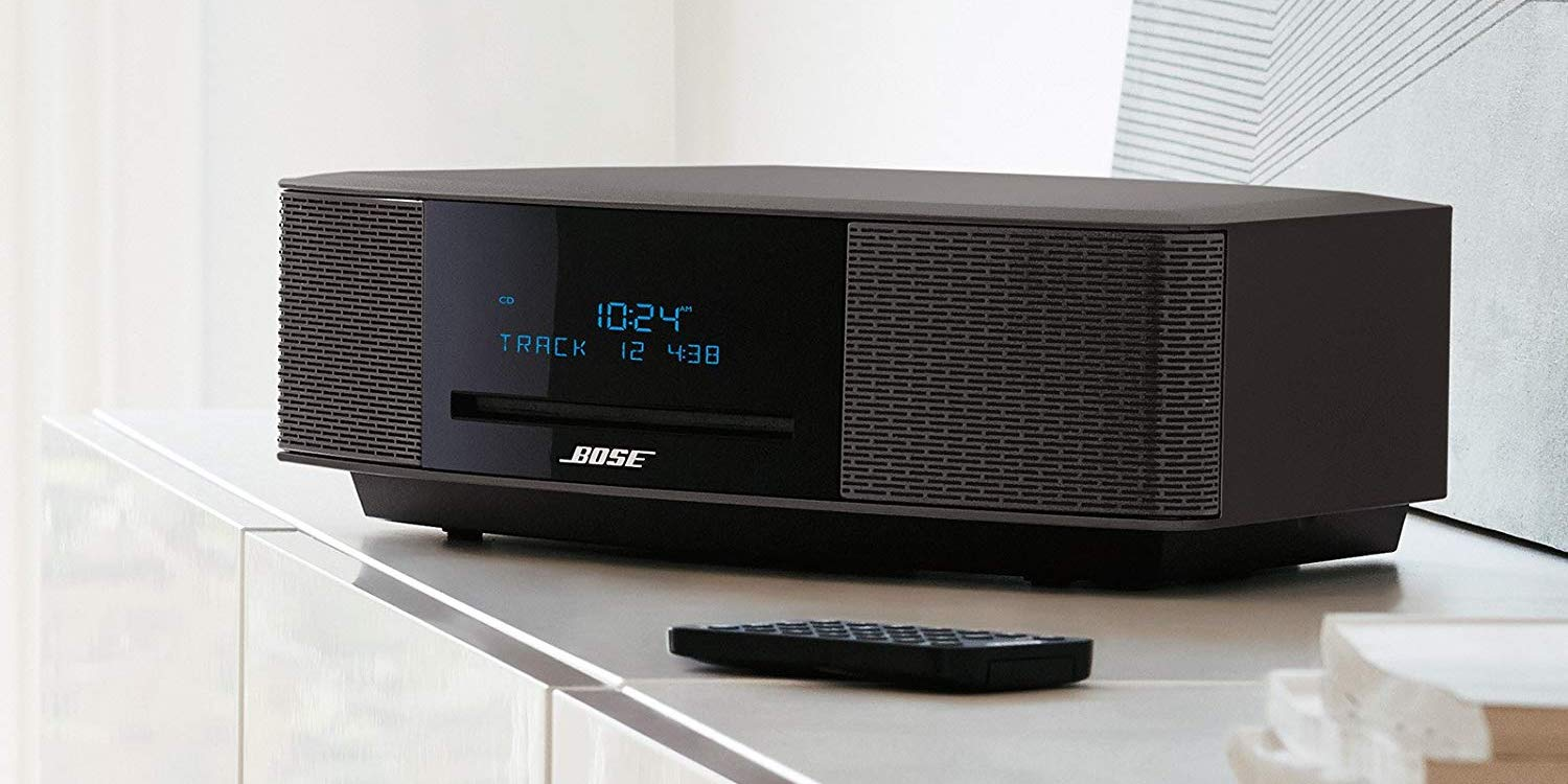 Save $400 on Bose's high-end Music Wave System IV, now $199 (Refurb)