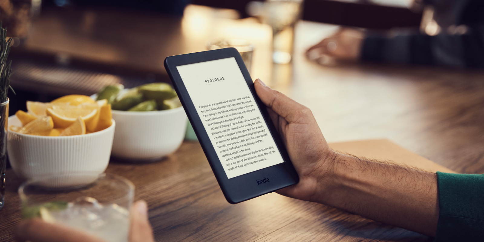 Amazon All New Kindle enters as a more affordable E-reader