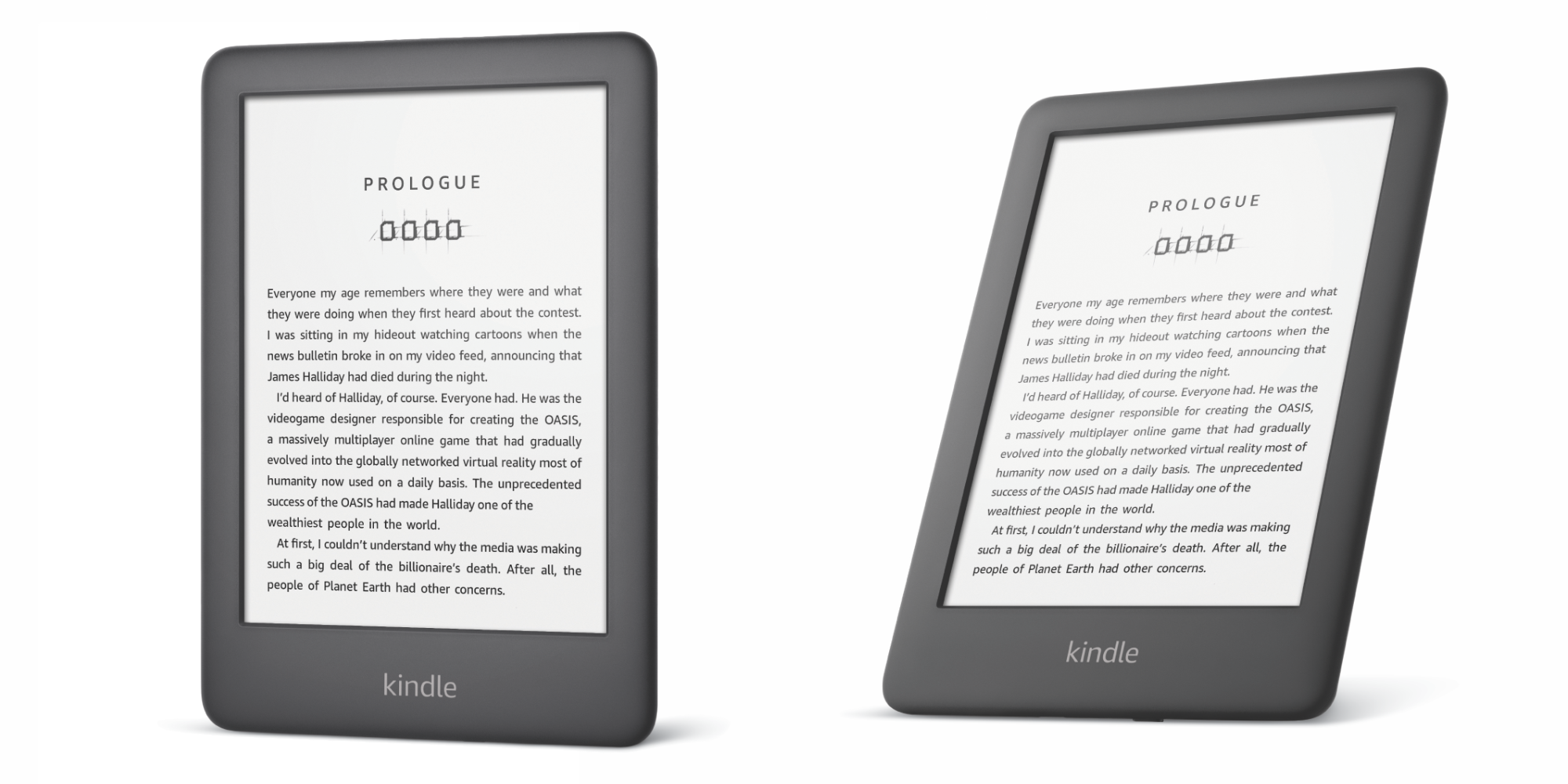 Amazon All New Kindle Black