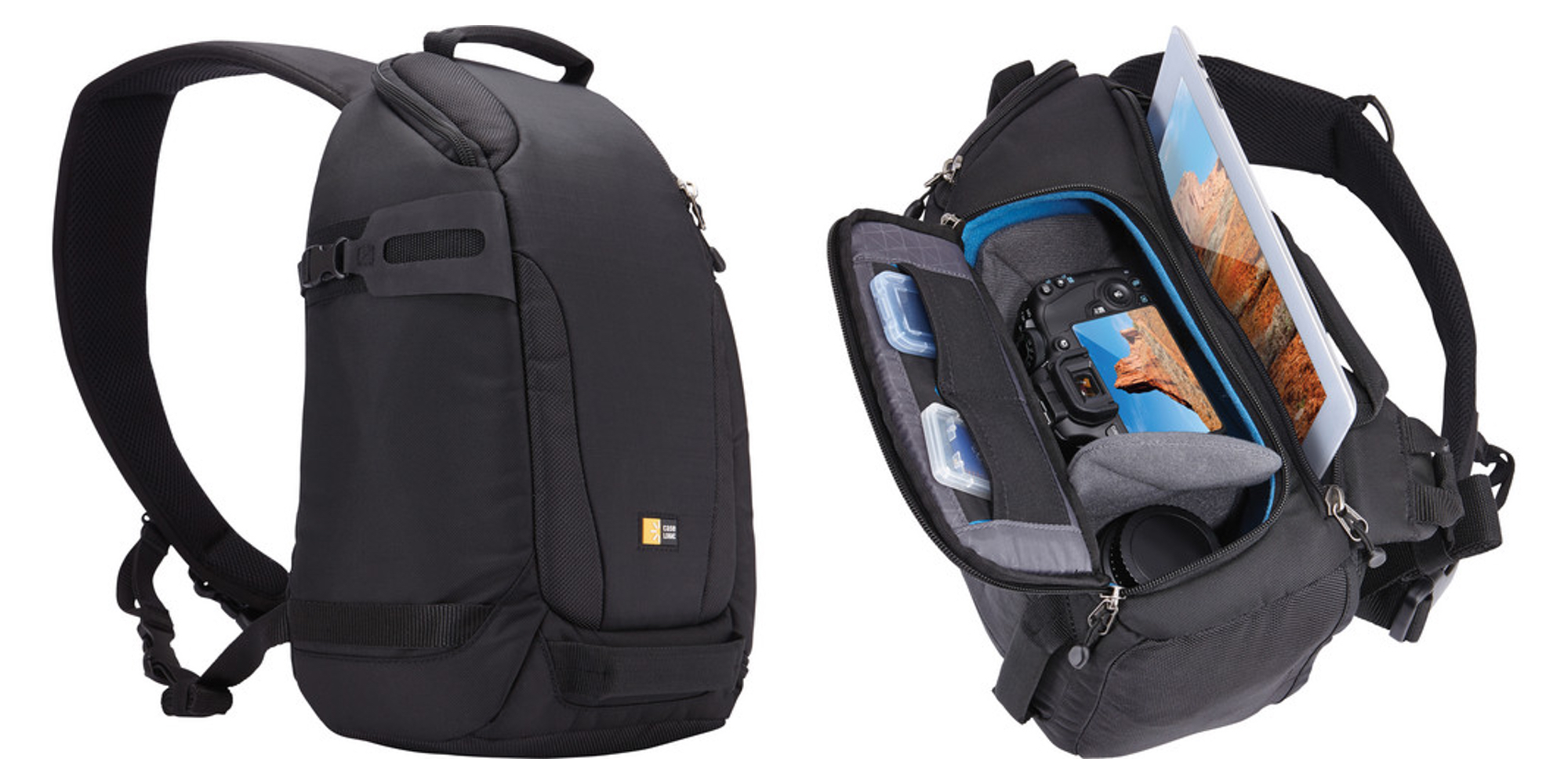 Stow all of your photography gear + an iPad, more in Case Logic's $30 Camera Sling (45% off)