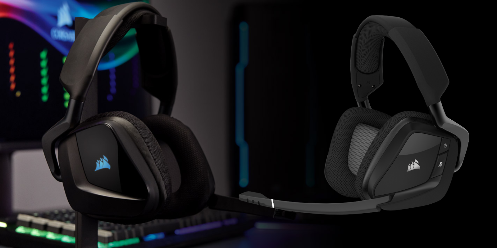 9234bfe4045 Bring Dolby surround sound to your gaming setup with CORSAIR's Void PRO  Headset at $50 ($20 off)