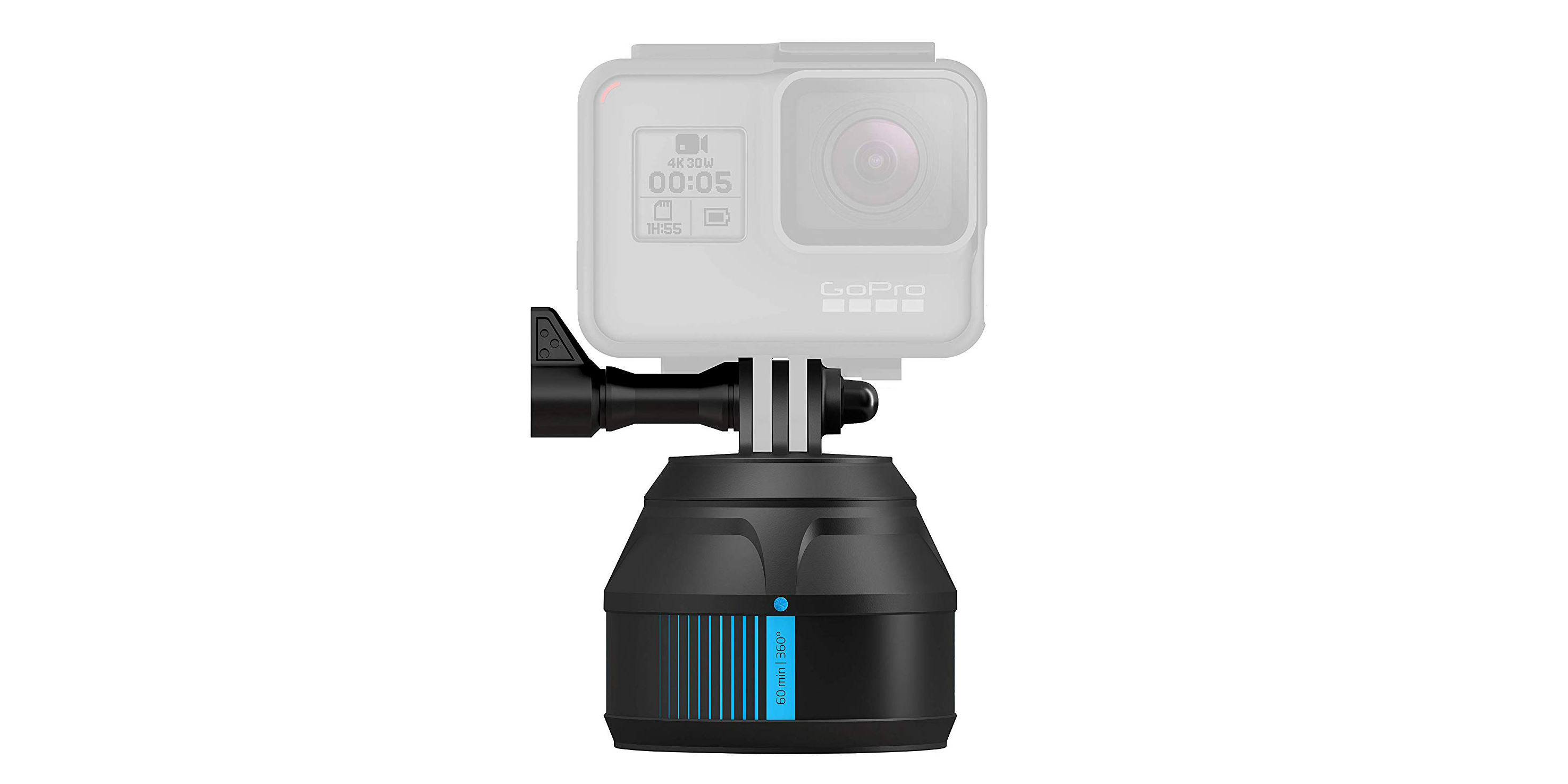 Capture gorgeous 360-degree GoPro shots w/ this time-lapse accessory for $18 (Reg. $35)