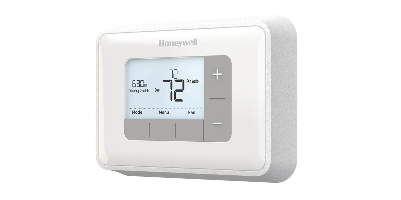 Score Honeywell's 5-2 Scheduling Programmable Thermostat at a new Amazon low of $35