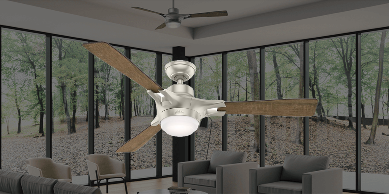 Hunter S Simpleconnect Homekit Enabled Ceiling Fan Drops To 289 Shipped Reg 350