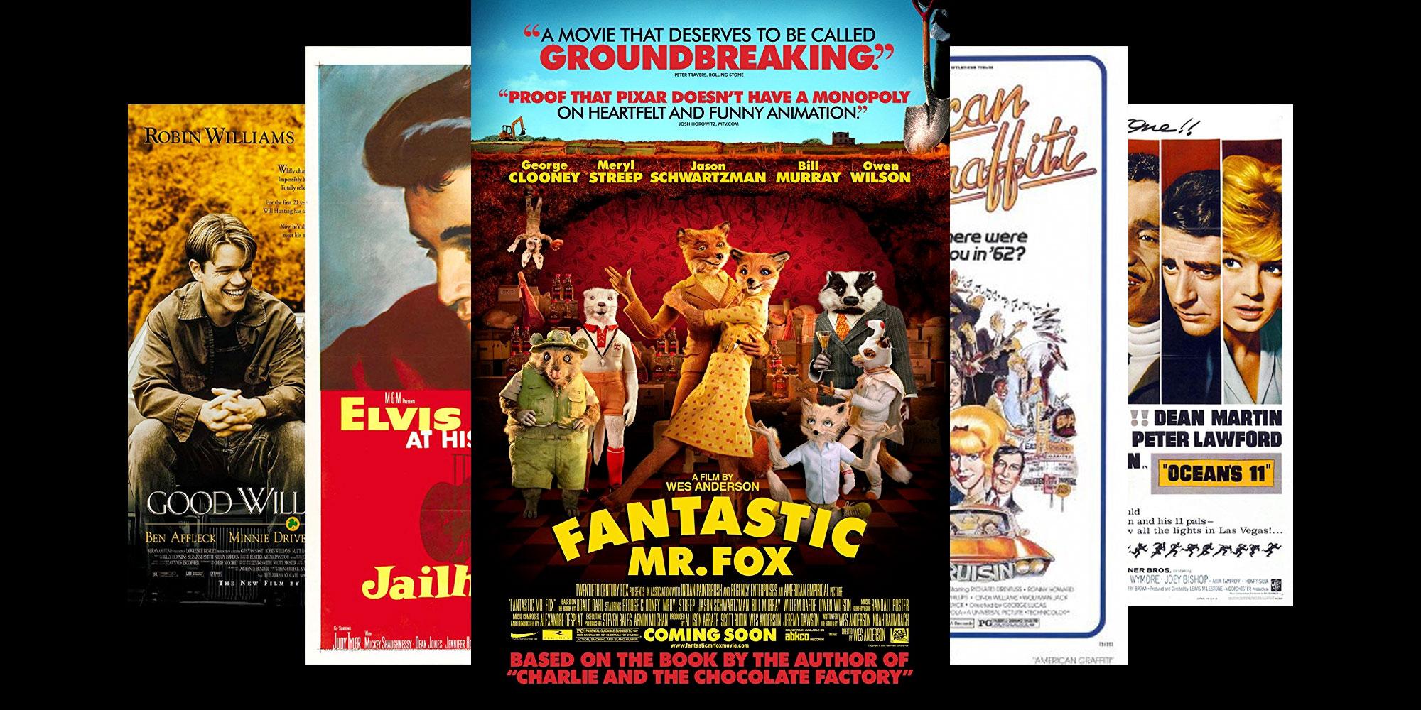 Latest $5 iTunes sale offers classic & new movies alike: Fantastic Mr. Fox, American Graffiti, more