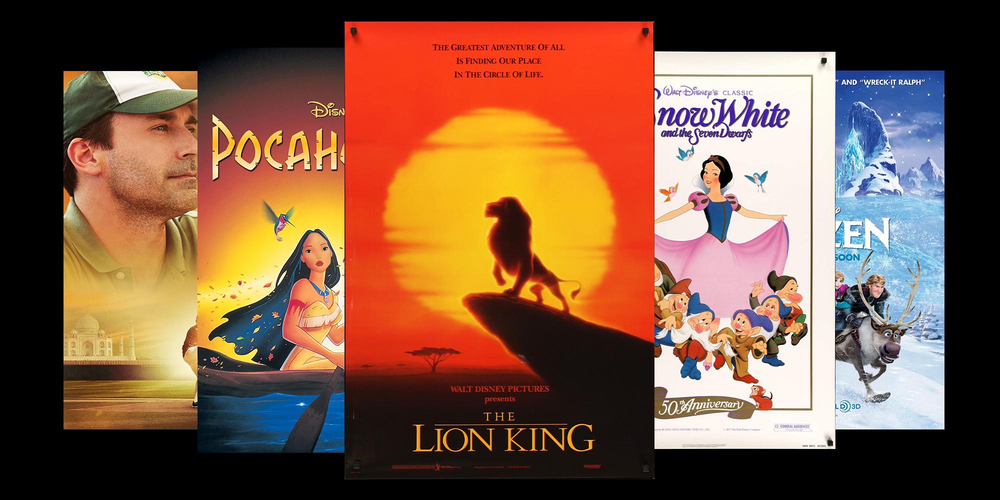 This week's best iTunes movie deals: $15 Disney titles, 4K films from $5, $1 rental, more